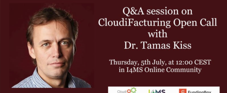 Q&A Session with Dr. Tamas Kiss